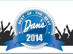 MSD is the BEST of the BEST Car/Limo Service in 2014!